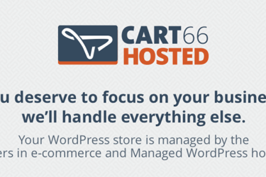 Sell with WordPress | Cart66 Hosted