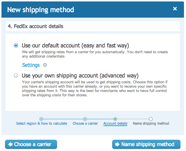 Sell with WP | Ecwid Review Carrier Shipping
