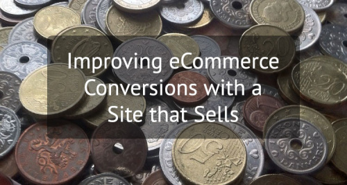 Improving eCommerce conversions