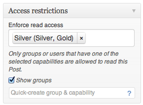 Sell with WP | WooCommerce Groups Access Restrictions