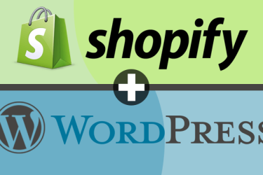Sell with WordPress   Integrating Shopify and WordPress