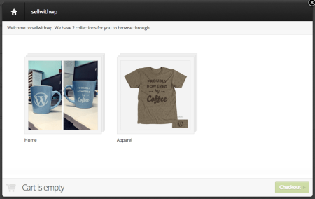 Integrating Shopify and WordPress | Store Lightbox