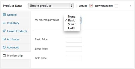 Paid Memberships Pro WooCommerce Tie Membership to Product