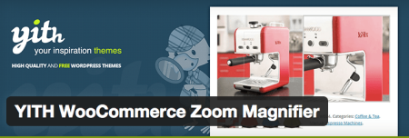 Free WooCommerce Extension YITh Zoom Magnifier