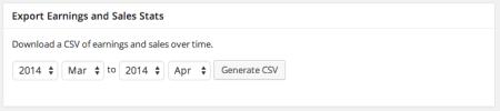 Easy Digital Downloads 2.0 Review | Earnings Export