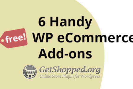 Free WP eCommerce Add-ons