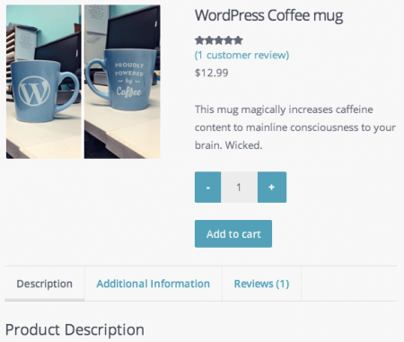 Themes Styling WooCommerce Components
