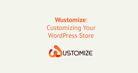 Wustomize WordPress customizations