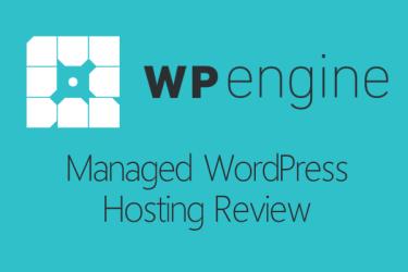Managed WordPress Hosting: WP Engine Hosting Review
