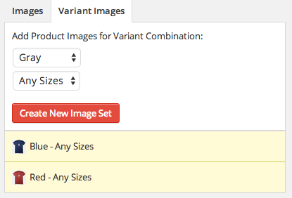 Exchange Add Variant Image Groups