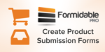 Formidable Pro Product Submissions