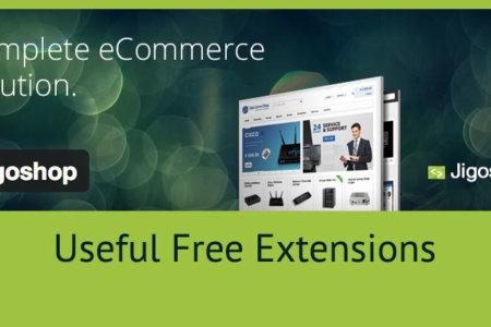 Free jigoshop extensions