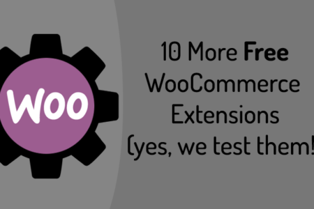 Free WooCommerce extensions