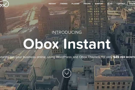 What is Obox Instant?