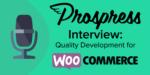 Prospress and WooCommerce