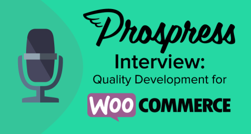 Prospress and WooCommerce