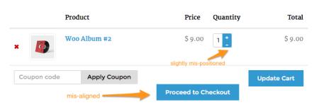 WooCommerce Themes | Obox: capital Cart Firefox