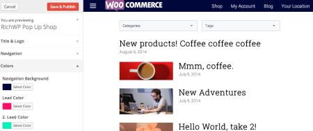 Best WooCommerce Themes | Pop Up Shop Options