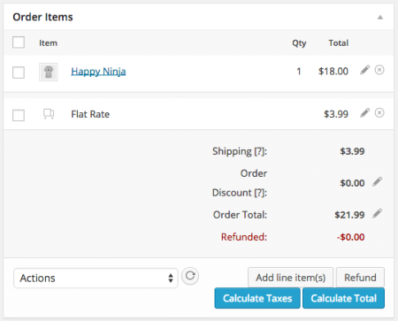 WooCommerce 2.2 Unpaid Order