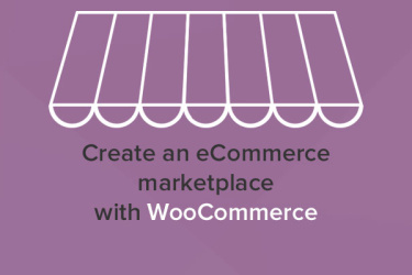 Create an ecommerce marketplace with woocommerce