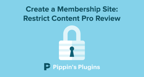 Restrict Content Pro Review 2015