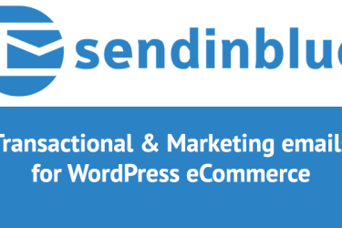 SendinBlue Email Aweber alternative ecommerce