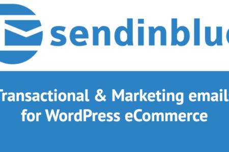 SendinBlue Email Aweber alternative ecommerce