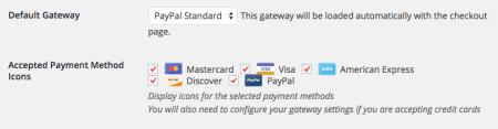 EDD Payment methods