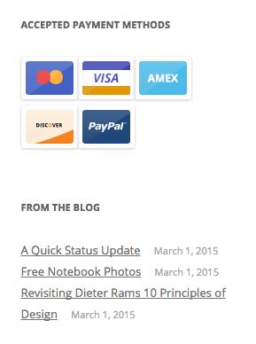 Display EDD payment methods