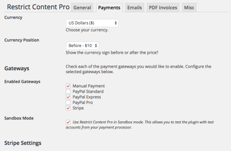 Restrict Content Pro 2.1 Review: new payments