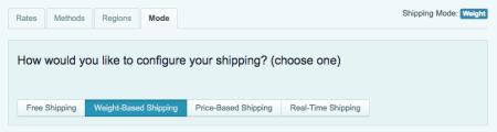 Cart66 Cloud review: shipping methods