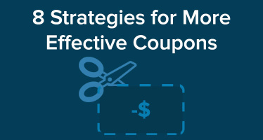 Strategies for More Effective Coupons