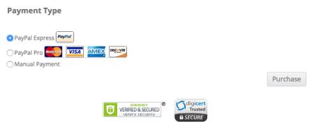 WP ecommerce trust badges