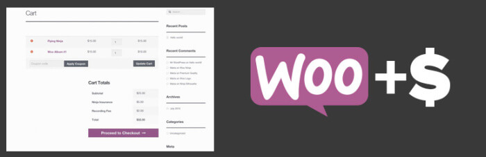 Free WooCommerce Extensions Product Fees