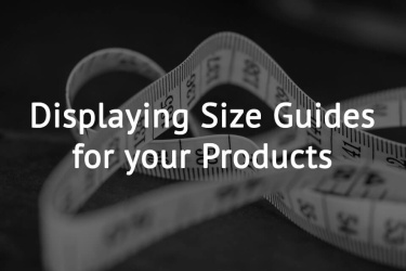 WooCommerce Size Guide