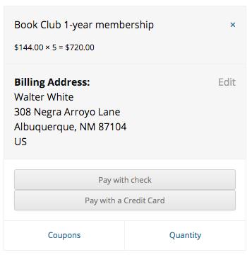 iThemes Exchange Umbrella memberships: purchasing