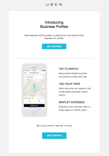 new product email lifecycle emails