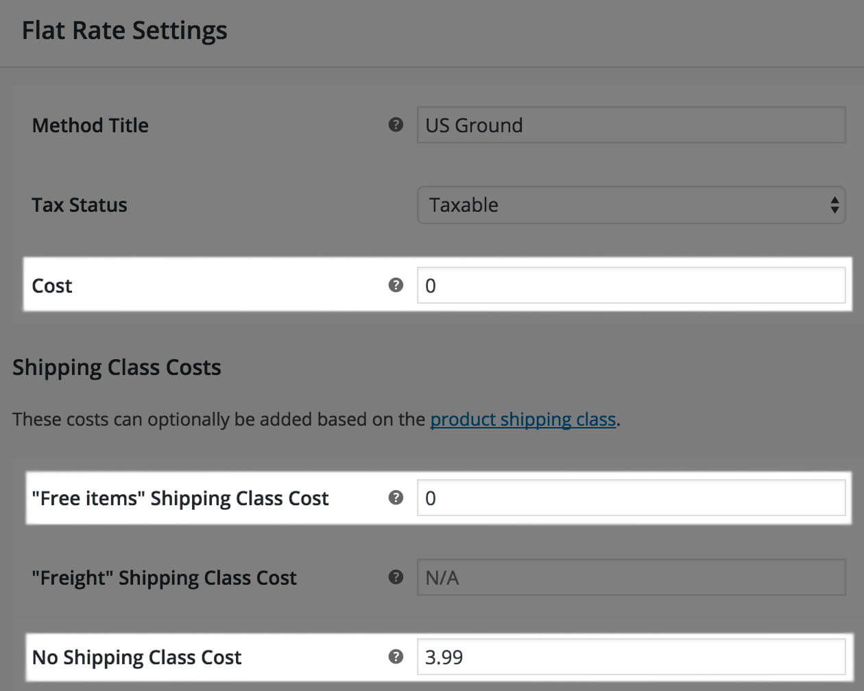 How to change the WooCommerce free shipping label - Jilt
