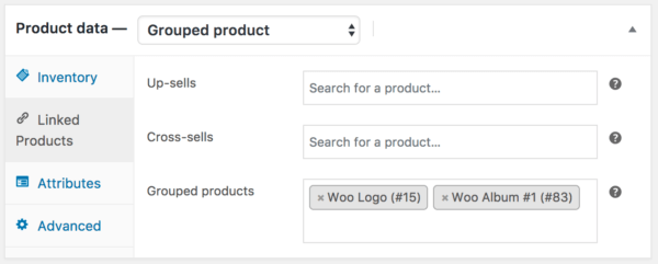 WooCommerce 3.0 Review: 3.0 grouped proudct